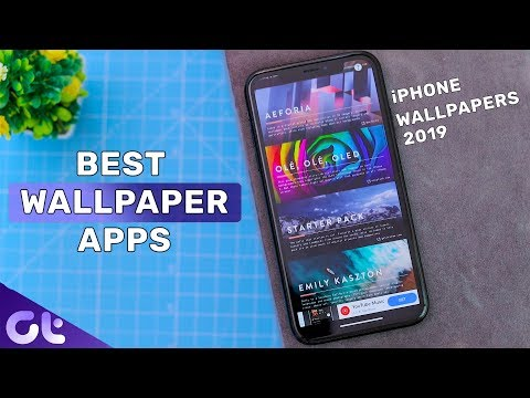 Top 7 Best Wallpaper Apps For IPhone In 2019 | Guiding Tech