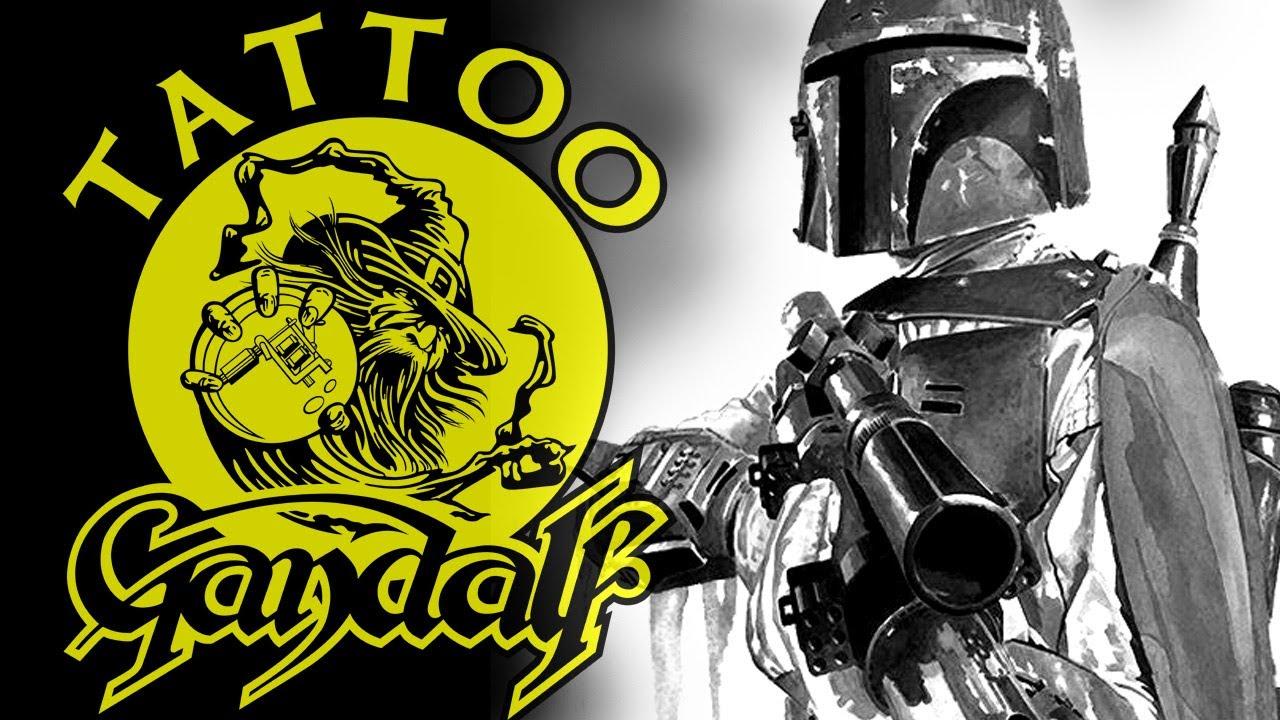 Gandalf Tattoo Stoka By Gandalf Tattoo Zagreb