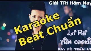 Lại Rơi Karaoke | Beat Chuẩn | TienCookie ►GTHN