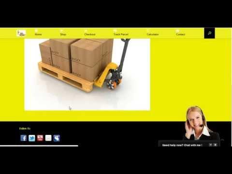 Kenya Germany parcel Online booking