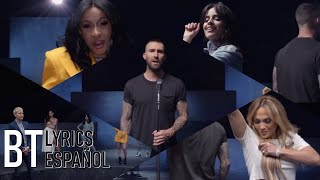 Maroon 5 - Girls Like You ft. Cardi B (Lyrics + Español) Video Official Video