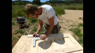 Making Of: Our Board And Batten Shutters