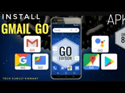 How to Download Gmail Go app on android 🔥🔥Latest APK 9.51 and 9.95mb  #Smartphone #Android