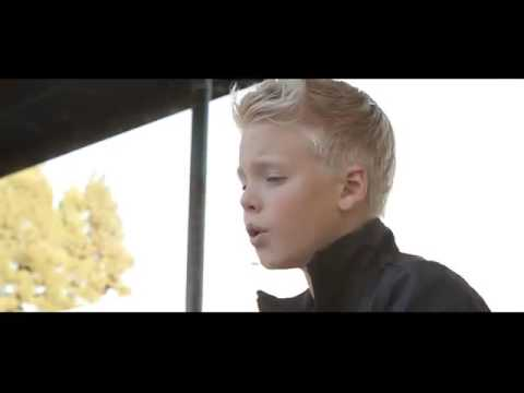 Carson Lueders - Holy Grail (official music video)