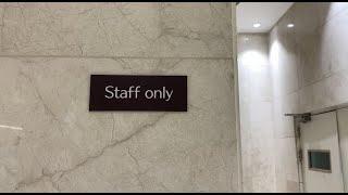 조용한 메이크업 브랜드 직원 퇴사-vlog #01/ (…