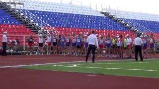 3 день. Лёгкая атлетика * ПЕРВЕНСТВО РОССИИ *  Саранск 2014