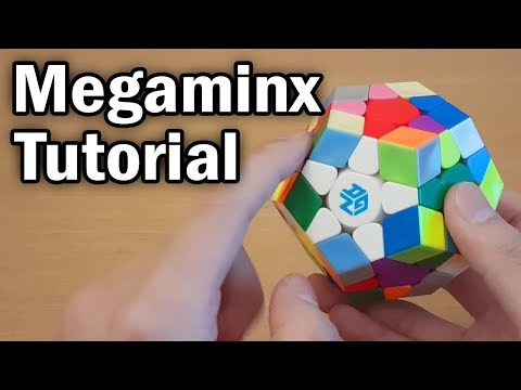 How to Solve a Megaminx! [Beginner Tutorial] thumbnail