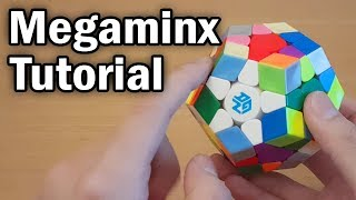 How to Solve a Megaminx! [Beginner Tutorial]