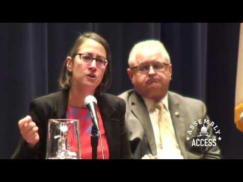 California Assemblymember Laura Friedman speaks up for Single Payer