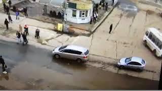 Автомобильный кёрлинг в Усть-Куте