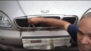 Обработка антикором капота Ланос Сенс .Своими руками видео.(, 2016-08-14T16:58:32.000Z)