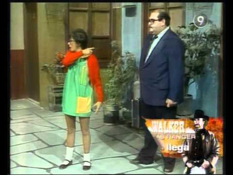 Clube do Chaves - Seu Madruga é amassado pelo Senhor Barriga - Episódio inédito (Espanhol)