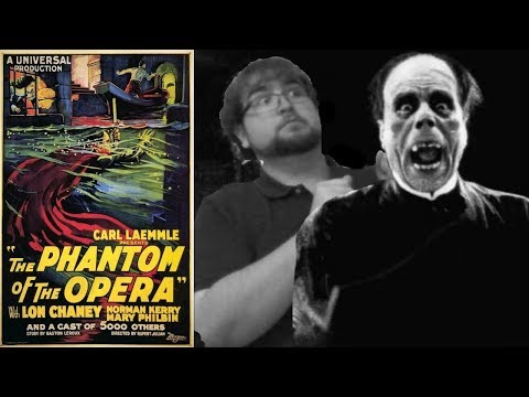 The Phantom of the Opera (1925) | Silent Movie Review