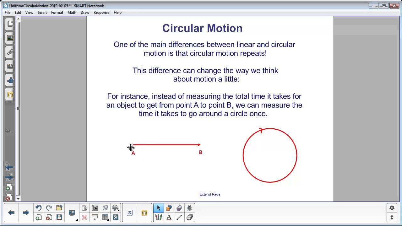 Circular Motion Pdf File