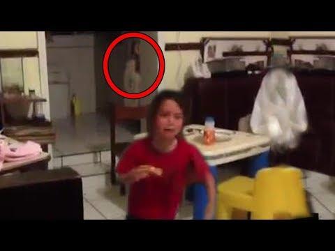Geister auf Kamera