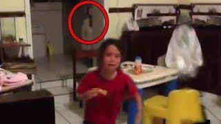 Geister auf Kamera erfasst? 5 gruselige Videos!