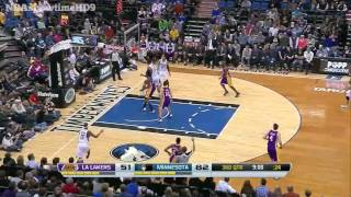 LA Lakers vs Minnesota Timberwolves | March 28, 2014 | Full Game Highlights | NBA 2013-2014 Season