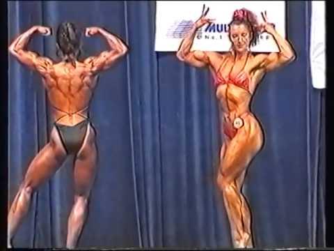 IFBB Int. Deutsche Meisterschaft 1996-part 2