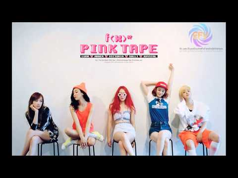"""F(x) - No More ( Full Audio - The 2nd Album """"Pink Tape"""" )"""