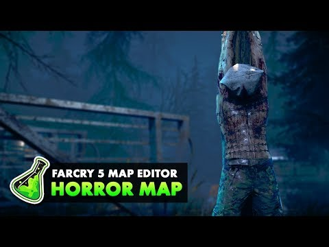 Far Cry 5 Map Editor - Making a Horror Map