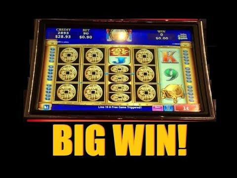 Yeah, That's A Lot Of FREE SPINS - BUT… China Mystery Slot Machine BIG WIN!! ~ DProxima