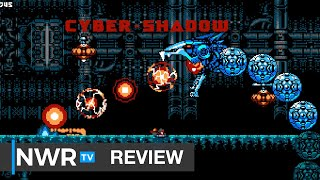 Is Cyber Shadow the Shovel Knight of Ninja Games? (Switch Review) (Video Game Video Review)