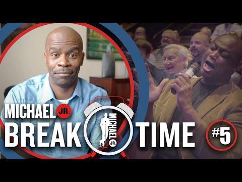 [#5] Amazing Grace | Break Time | Michael Jr.