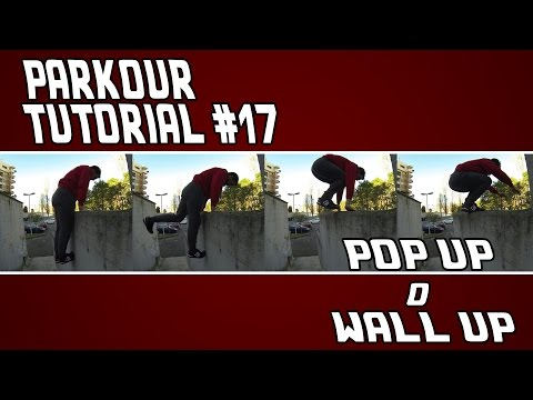 PARKOUR TUTORIAL 17 - POP UP o WALL UP