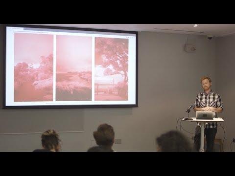 Artist Talk: Evan Roth