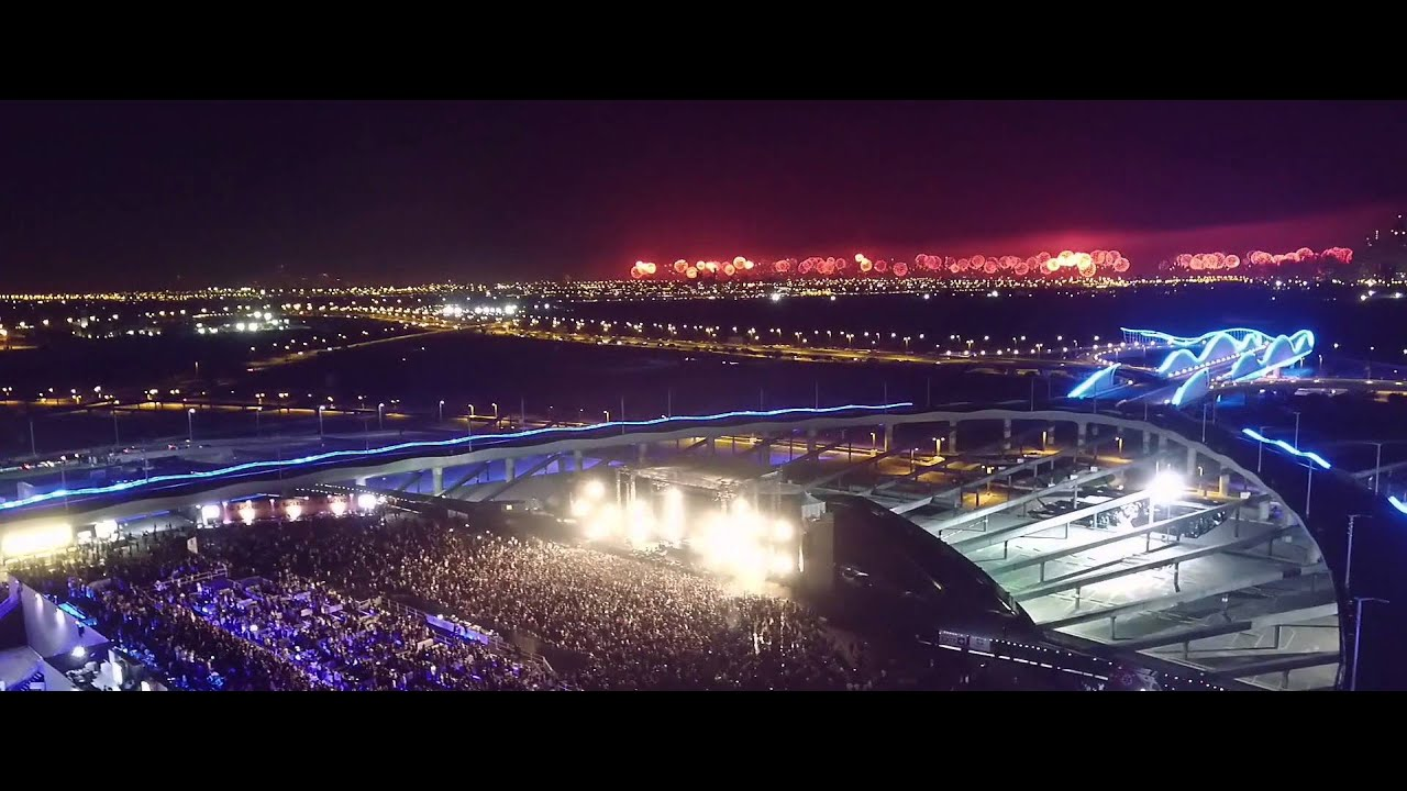 Exclusive Aftermovie: Martin Garrix NYE Dubai