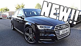 NEW 2016 AUDI S3: THE NEW DAILY?!