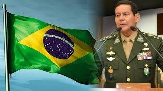 General do Exército Faz Pronunciamento e Fala Sobre Intervenção Militar Se As Coisas Não Mudarem!