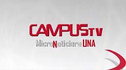 Campus TV: Rectoría UNA rinde informe de labores. Junio 2018, UNA