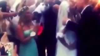 Свадьба Дмитрия Пескова и Татьяны Навка!