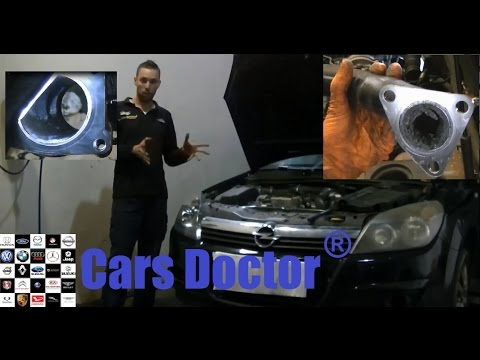 VideoTutorial HD | Limpieza de Valvula EGR Opel Astra H 1.7 CDTI