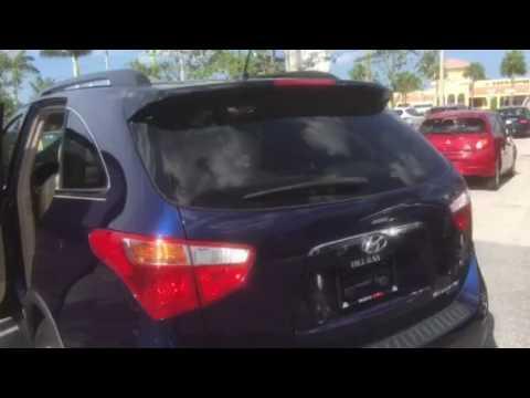 Barbara's 2007 Hyundai Veracruz- by George