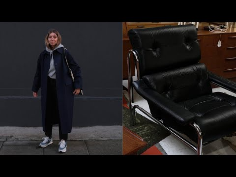 VLOG | New Pieces From Farfetch, Furniture Shopping & Never-ending Rain [contains sponsored content]