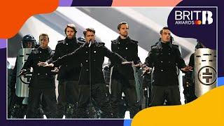 Take That - Kidz (Live at The BRITs 2011)