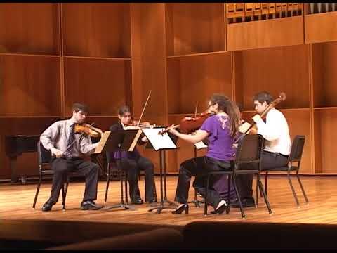 Clarinet Quintet in A Major, K. 581 - W.A.Mozart