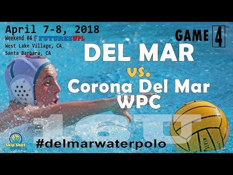 2018 04 08 16U Del Mar v Corona Del Mar (Futures WPL wkd 4, game 4)