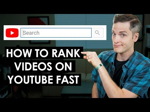 How to Rank Videos on the First Page of YouTube Fast — 5 Tips
