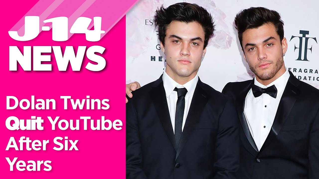 Dolan Twins Quit YouTube After 6 Years: Look Back at Best Moments
