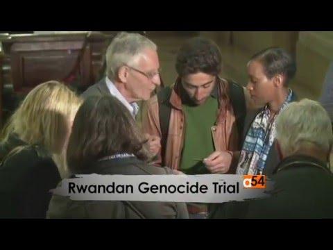 Rwanda - Genocide Trial