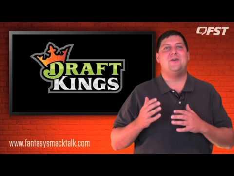 Week 7 - 2016 Daily Fantasy Football DraftKings Value Picks