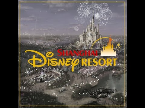 [Music] Shanghai Disney Resort Theme Song (上海迪士尼乐园主题歌)