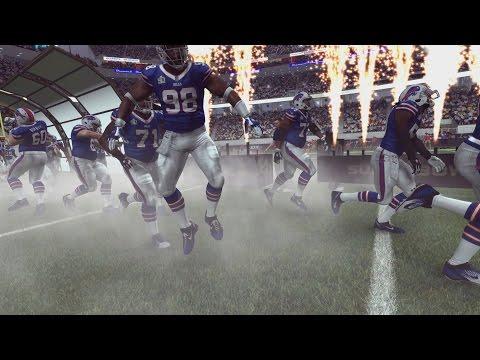 Madden 16 Career Mode - Super Bowl 50! Rodgers vs Smoove Gameplay