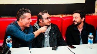 Ahmet Kural, Murat Cemcir, Selçuk Aydemir ve Şinasi Yurtsever ile Düğün Dernek Söyleşisi