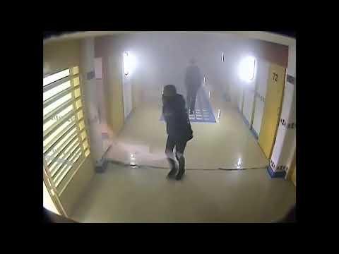 Incendio en un módulo de una prisión española provocado por un preso