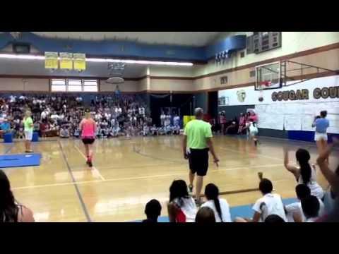 Center High School Sports-O-Rama sophomore girl obstical co