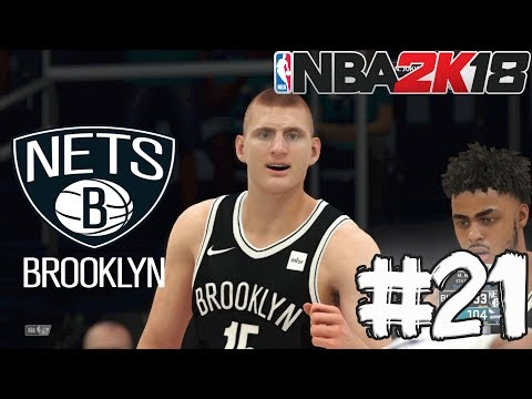 NBA 2K18 MyGM EP 21 | Brooklyn Nets | 2K18 DON'T WANT TO SEE ME WIN!!!!